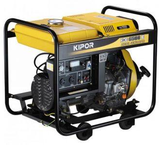 Фото - Kipor KDE6500E Kipor купить в Киеве и Украине