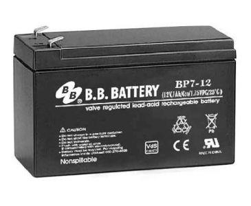 Фото - B.B. Battery BP7/7.2-12/T1 B.B. Battery купить в Киеве и Украине