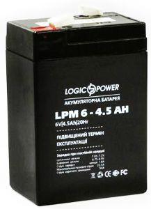 Фото - LogicPower LPM6-4.5AH LogicPower купить в Киеве и Украине