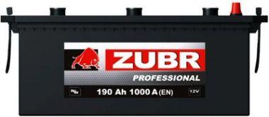 Фото - ZUBR 6СТ-190 1000А ULTRA R+ ZUBR купить в Киеве и Украине