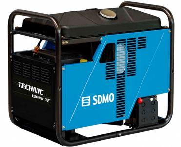 Фото - SDMO Technic 15000 TE SDMO купить в Киеве и Украине