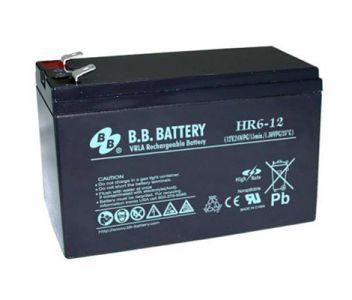 Фото - B.B. Battery HR6-12/T1 B.B. Battery купить в Киеве и Украине