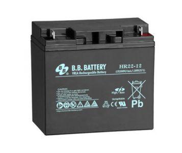 Фото - B.B. Battery HR22-12/B1 B.B. Battery купить в Киеве и Украине