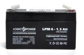 Фото - LogicPower LPM6-1.3AH LogicPower купить в Киеве и Украине
