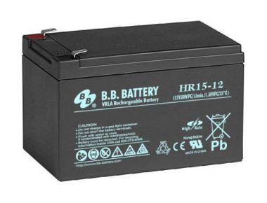 Фото - B.B. Battery HR15-12/T2 B.B. Battery купить в Киеве и Украине