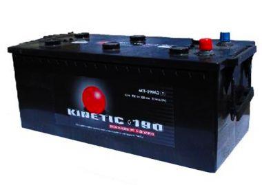 Фото - Kinetic 6СТ-190 950А M2 L+ Kinetic купить в Киеве и Украине