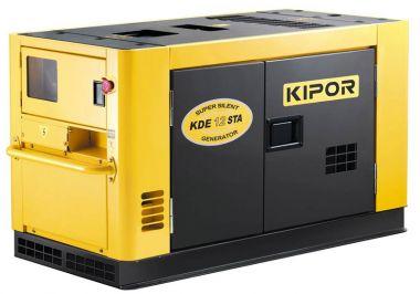 Фото - Kipor KDE12STAO Kipor купить в Киеве и Украине