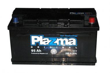 Фото - PLAZMA Original 6СТ-95 595 62 04 R+ PLAZMA купить в Киеве и Украине