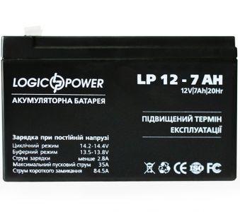 Фото - LogicPower LP12-7AH LogicPower купить в Киеве и Украине