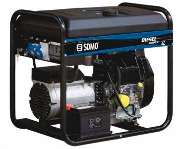 Фото - SDMO Diesel 10000 E XL C SDMO купить в Киеве и Украине
