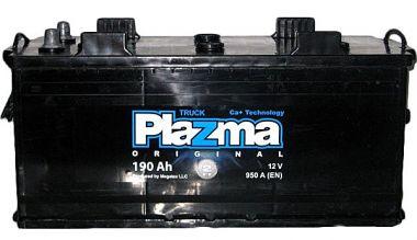 Фото - PLAZMA Original Truck 6СТ-190 690 62 02 R+ PLAZMA купить в Киеве и Украине