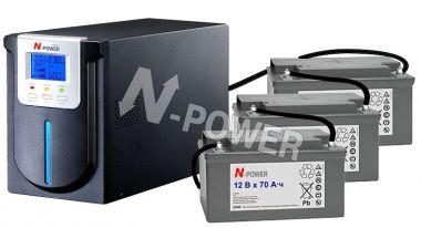 Фото - N-Power MEV-1000 LT N-Power купить в Киеве и Украине