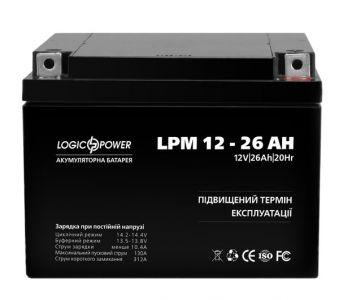 Фото - LogicPower LPM12-26AH LogicPower купить в Киеве и Украине