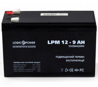 Фото - LogicPower LPM12-9AH LogicPower купить в Киеве и Украине
