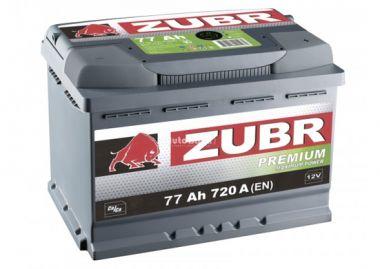 Фото - ZUBR 6СТ-77 720А PREMIUM R+ ZUBR купить в Киеве и Украине