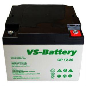 Фото - VS-battery VS GP12-26 VS-battery купить в Киеве и Украине