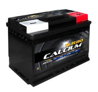Фото - TURBO CALCIUM 6СТ-60 620А 242x175x190 R+ TURBO CALCIUM купить в Киеве и Украине