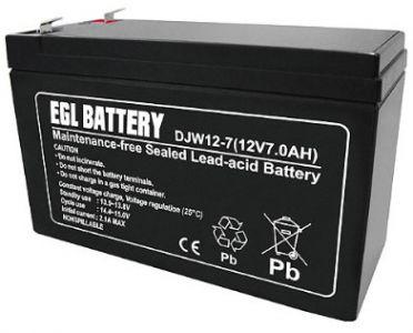 Фото - EGL Battery EGL DJW12-7 EGL Battery купить в Киеве и Украине