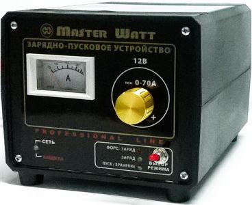 Фото - Master Watt ПЗУ 70А 12В Master Watt купить в Киеве и Украине