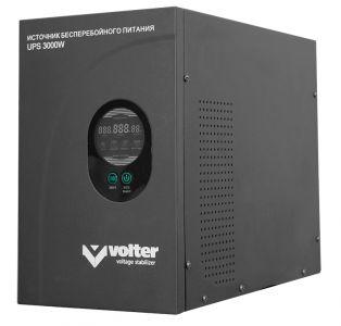 Фото - VOLTER UPS-3000 VOLTER купить в Киеве и Украине