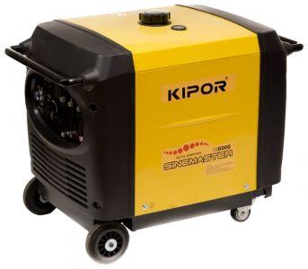 Фото - Kipor IG6000 Kipor купить в Киеве и Украине