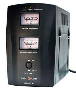 Фото - LogicPower LPH-500RV PLASTIC LogicPower купить в Киеве и Украине