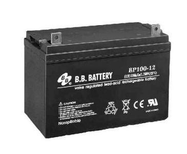 Фото - B.B. Battery BP100-12 B.B. Battery купить в Киеве и Украине