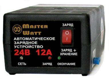 Фото - Master Watt АЗУ 12А 24 В Master Watt купить в Киеве и Украине