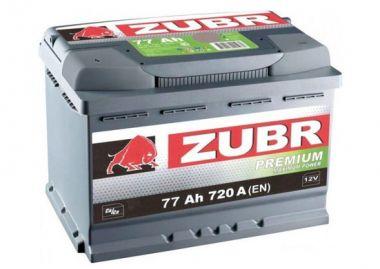 Фото - ZUBR 6СТ-77 720А PREMIUM L+ ZUBR купить в Киеве и Украине