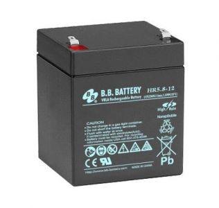 Фото - B.B. Battery HR5.8-12/T1 B.B. Battery купить в Киеве и Украине