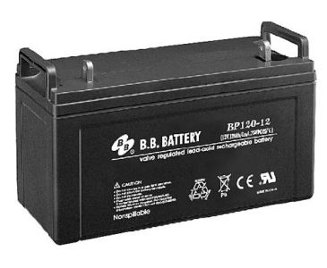 Фото - B.B. Battery BP120-12/B4 B.B. Battery купить в Киеве и Украине