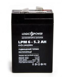 Фото - LogicPower LPM6-5.2AH LogicPower купить в Киеве и Украине