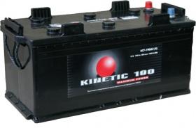 Фото - Kinetic 6СТ-190 950А M2 R+ Kinetic купить в Киеве и Украине