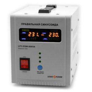 Фото - LogicPower LPY-PSW-800Va+ white LogicPower купить в Киеве и Украине