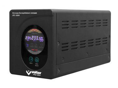 Фото - VOLTER UPS-500 VOLTER купить в Киеве и Украине