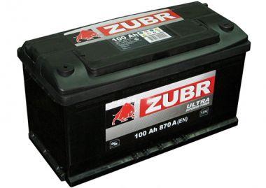 Фото - ZUBR 6СТ-100 820А ULTRA L+ ZUBR купить в Киеве и Украине