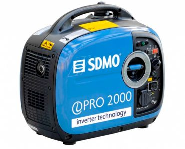 Фото - SDMO Inverter Pro 2000 SDMO купить в Киеве и Украине