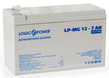 Фото - LogicPower LP-MG 12V 7AH LogicPower купить в Киеве и Украине