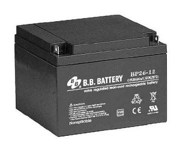 Фото - B.B. Battery BP26-12/B1 B.B. Battery купить в Киеве и Украине