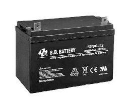 B.B. Battery BP90-12/B3 (New)
