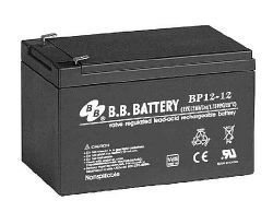 B.B. Battery BP12-12/T2