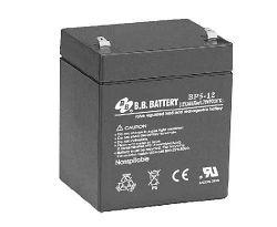 B.B. Battery BP5-12/T1