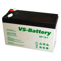 VS-battery VS GP12-7,2