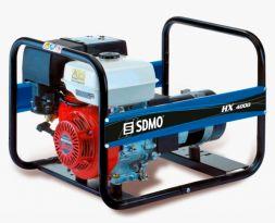 SDMO HX 4000 C SDMO