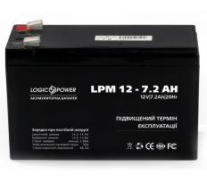 LogicPower LPM12-7.2AH