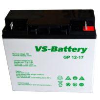 VS-battery VS GP12-17