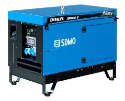 SDMO Diesel 10000 E Silence