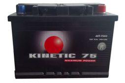 Kinetic 6СТ-75 540А M2 L+