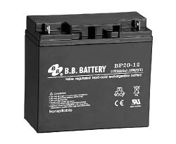 B.B. Battery BP20-12/B1