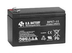 B.B. Battery BPX7-12